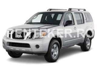 Nissan Pathfinder 51 Lift Kit
