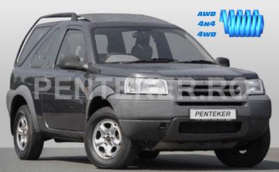 Land Rover Freelander lift kit